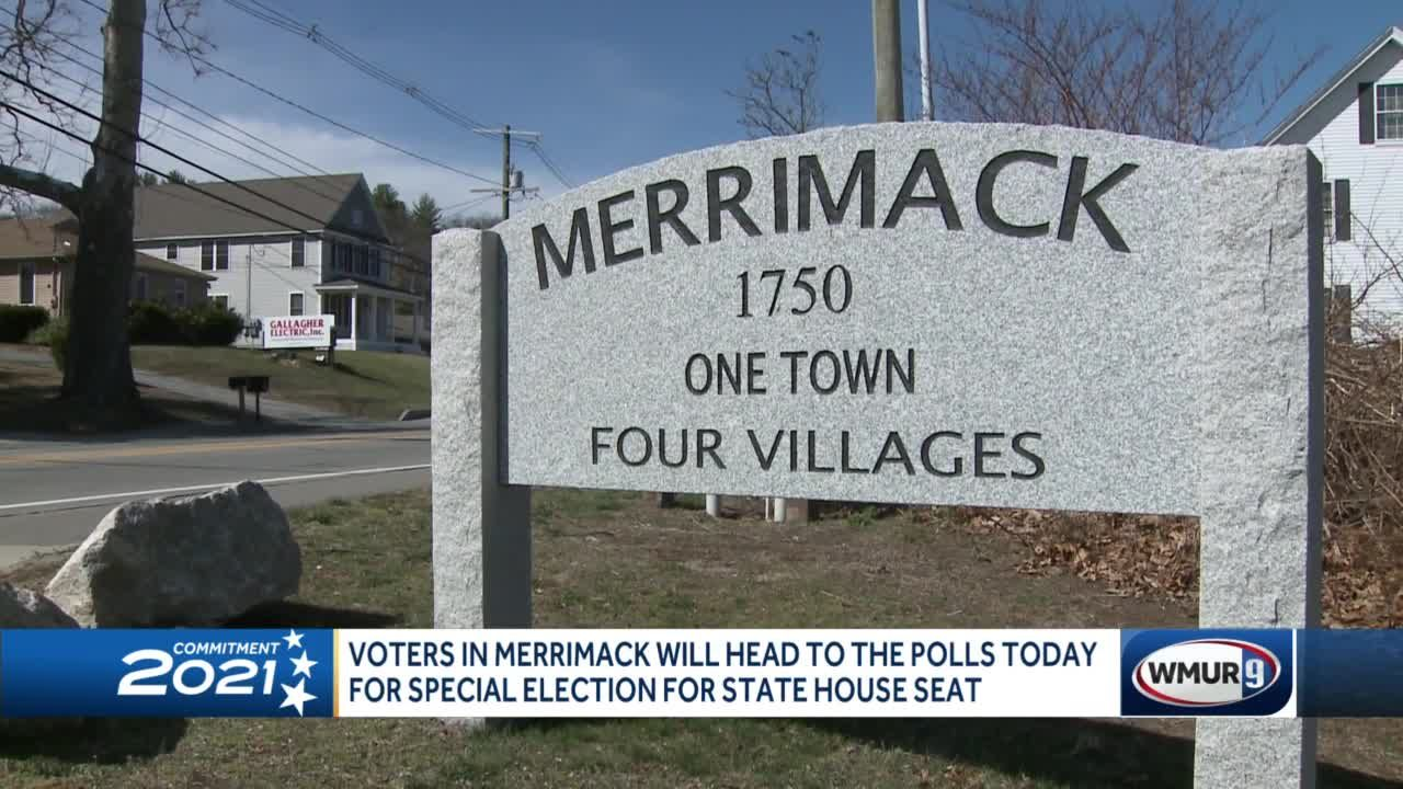 Voters in Merrimack will head to the polls for special election in Merrimack