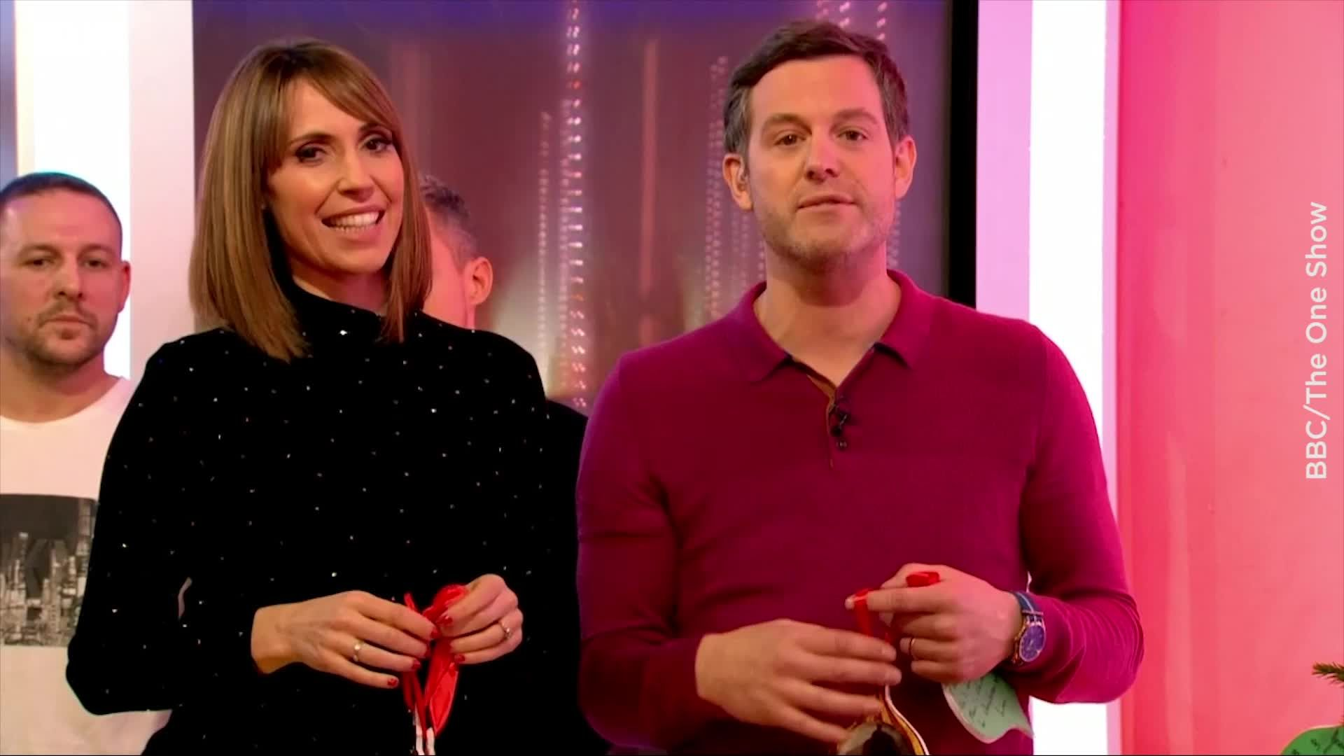 The One Show reveals who's taking over from Alex Jones while she's on maternity leave