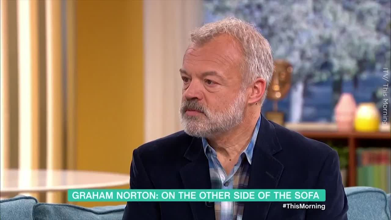 New Graham Norton Show host revealed as Graham Norton takes his first ever break