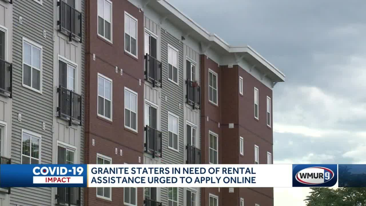Granite Staters in need of rental assistance urged to apply online