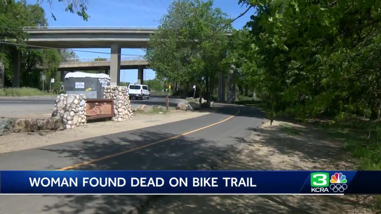 Woman's body found along American River Park trail
