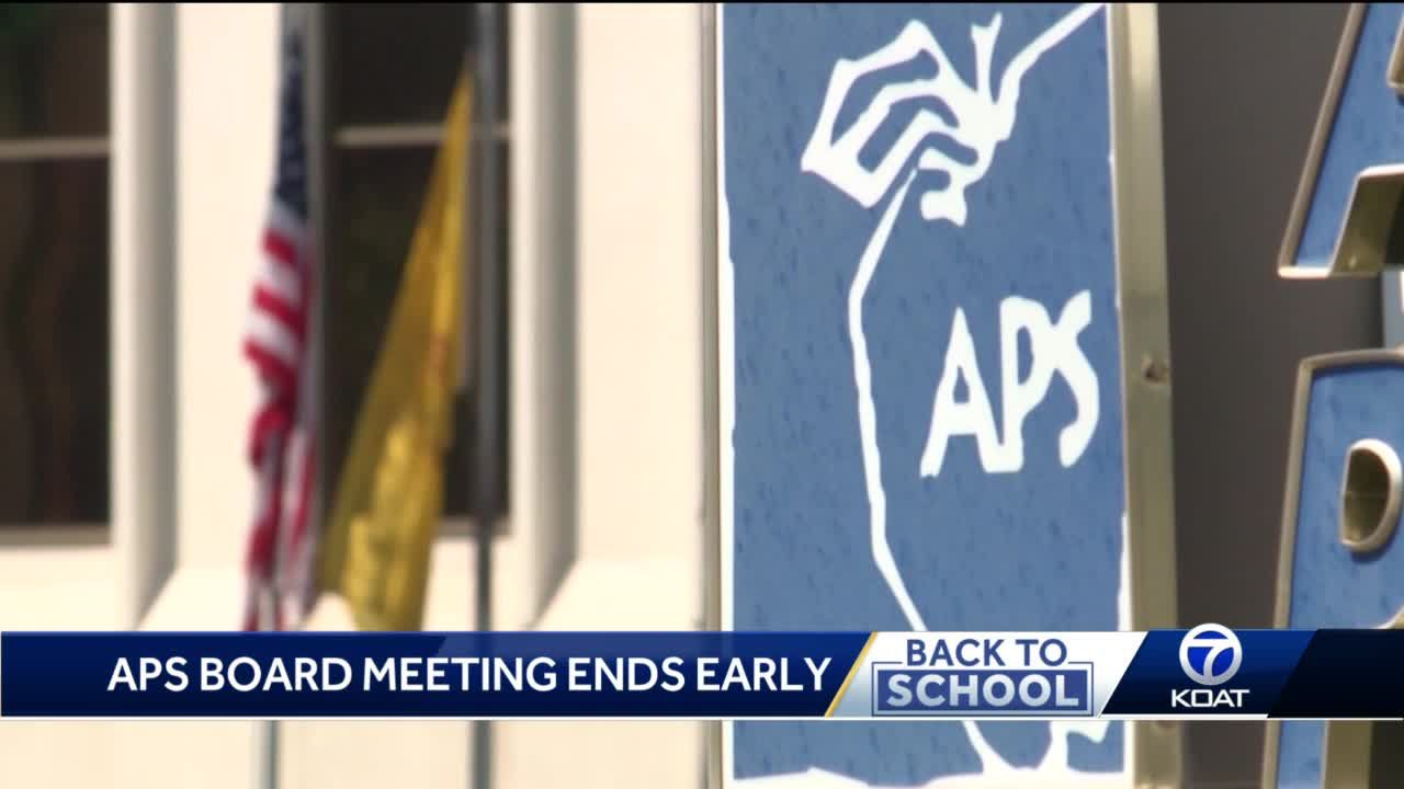 'We will not stop putting pressure upon you': APS meeting ends early over mask frustrations
