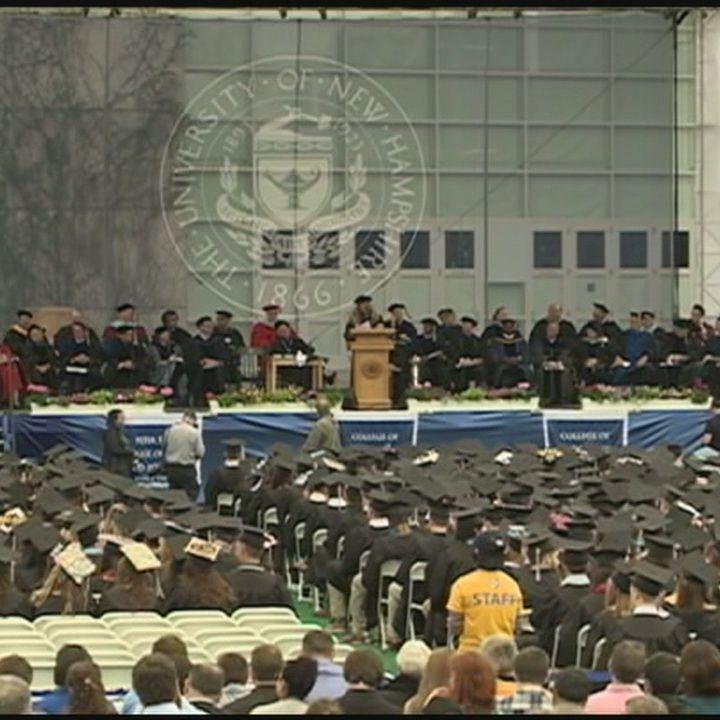Unh Graduation