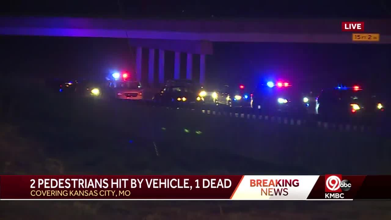 Man killed in hit-and-run crash Thursday on Blue Parkway