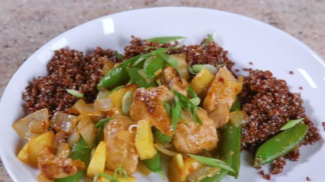 How to Make the Best Spicy Chicken Stir Fry You've Ever Tasted