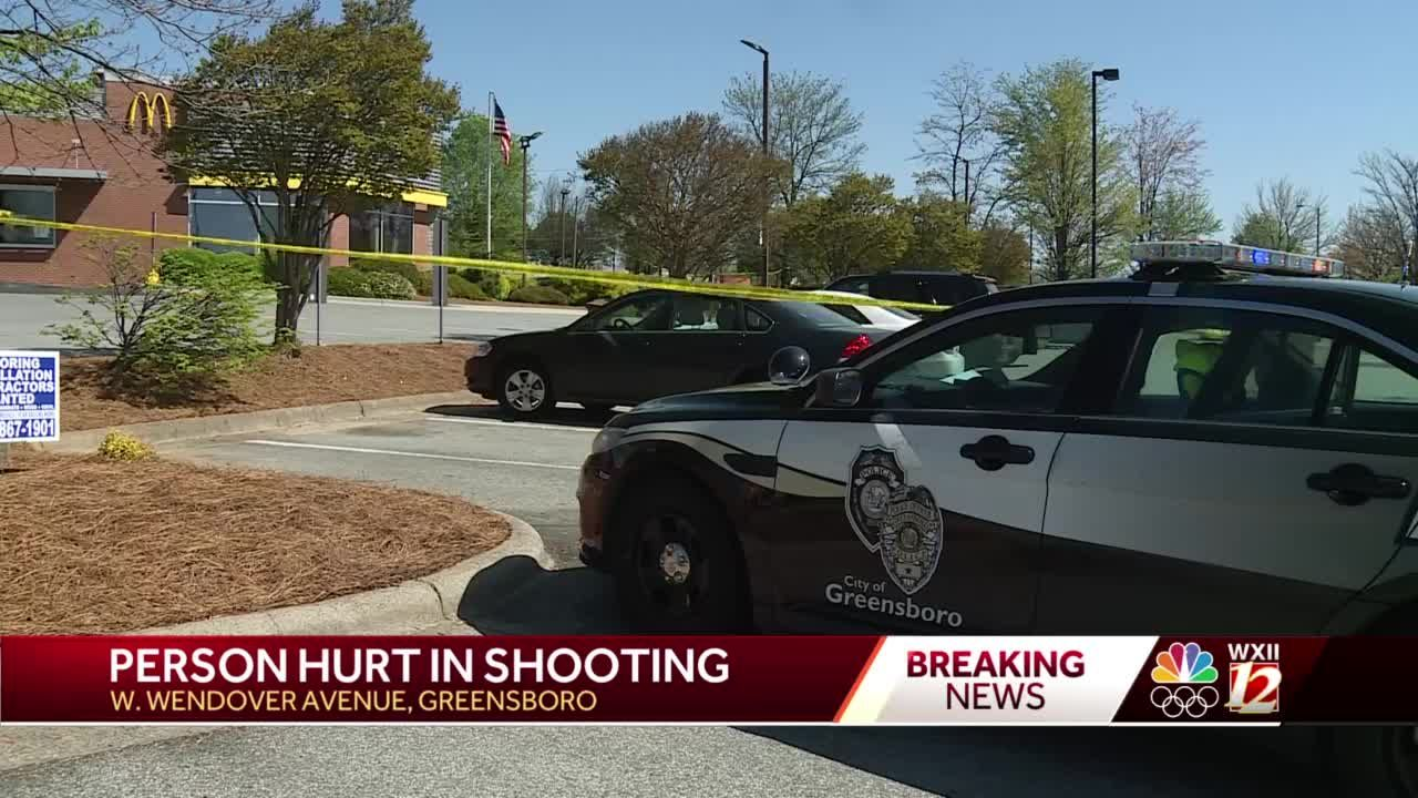 Greensboro: Police investigating shooting Monday morning on Wendover Avenue