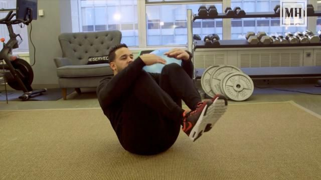 4 On-the-Go Workout Moves That Will Melt the Fat Off Your Body