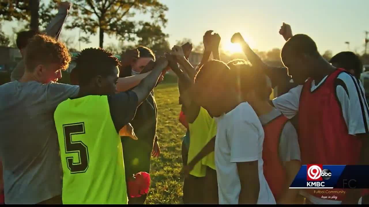 'Changing lives, making a difference': Soccer program helping kids, uniting community