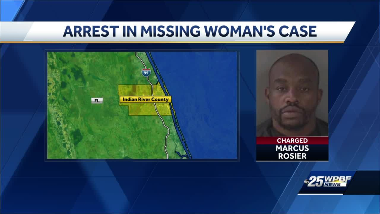 Arrest made in connection to the death of missing woman in Indian River County