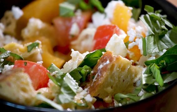 The Fresh, Delicious Tomato Salad You'll Want to Eat All Summer Long