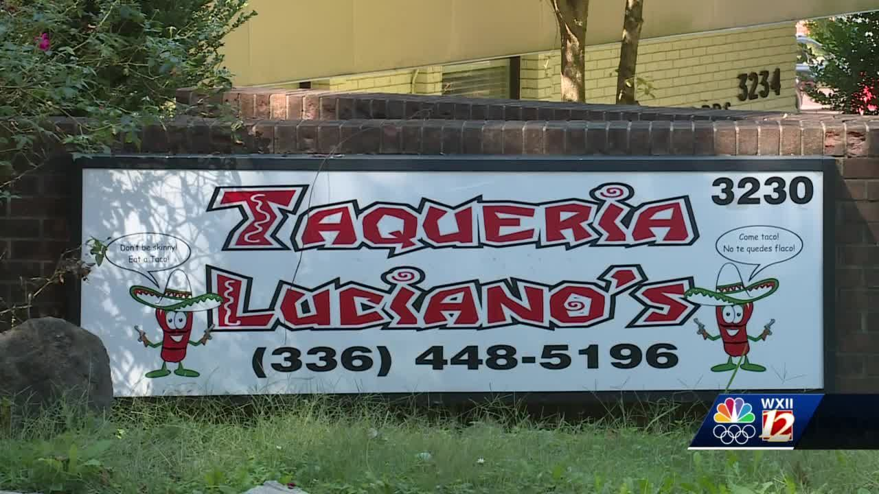 Triad Community rallying to raise money for Taqueria Luciano's owner displaced by fire