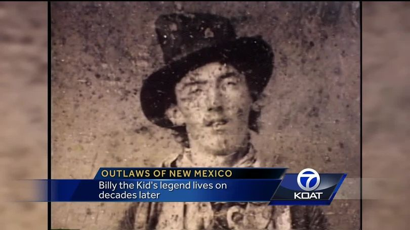 7ecd3df85 New Mexico Outlaws: Billy the Kid