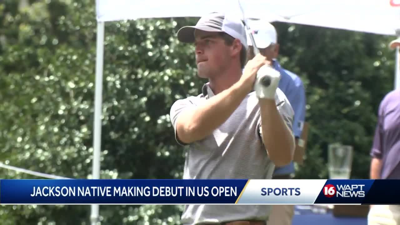 Jackson native will make pro debut in the US Open