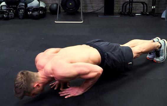 You'll Get Third-Degree Gains From This Triceps Workout