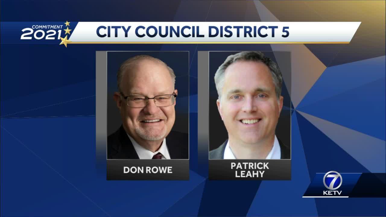 District 5 City Council Candidates