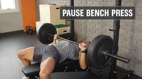 Don't Let the Bench Press 'Own' You