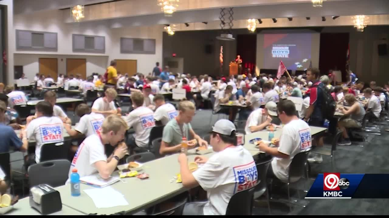 Missouri Boys State returns after one-year hiatus