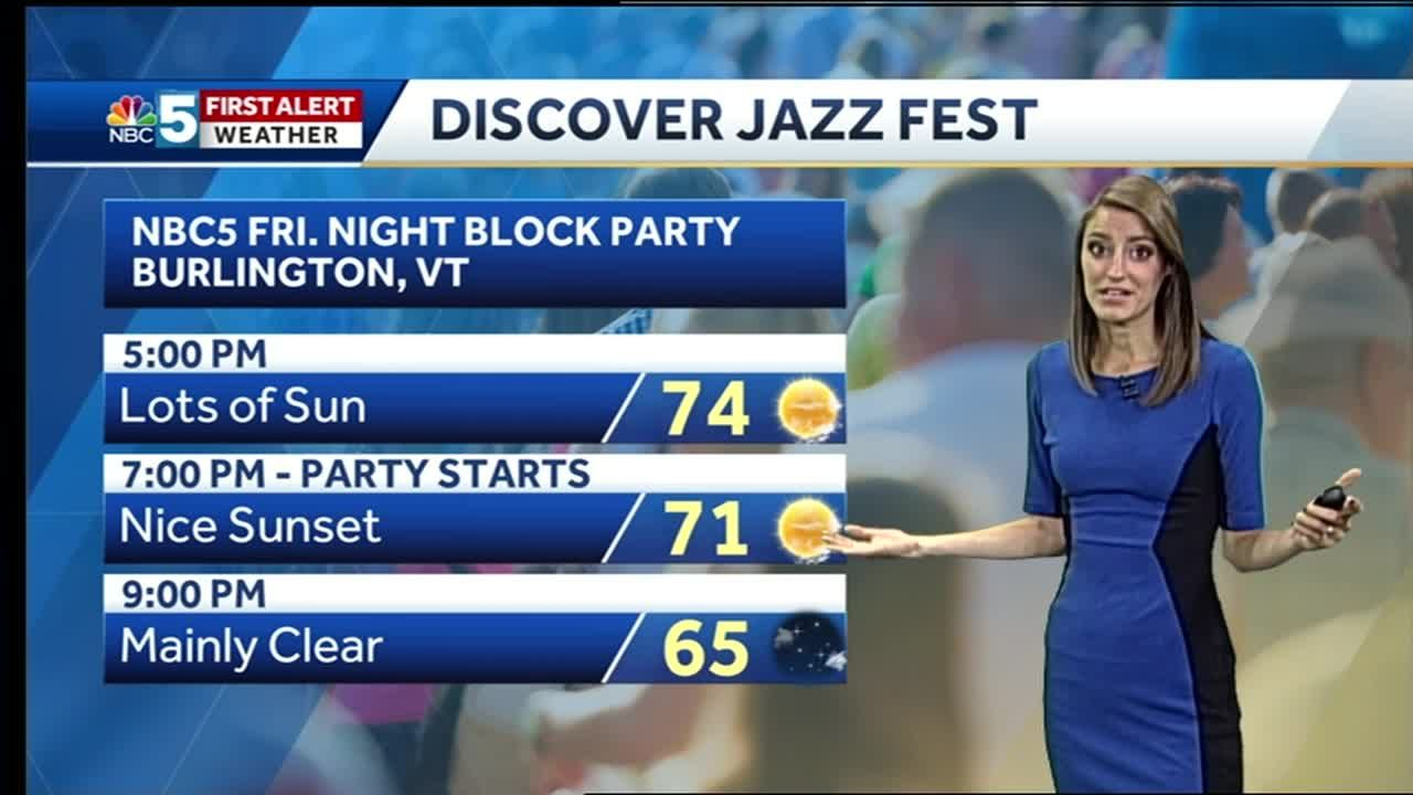 Video: Gorgeous weather this weekend 6/8/18