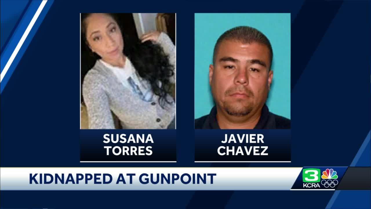 Modesto man kidnaps wife at gunpoint, may be in Mexico, deputies say
