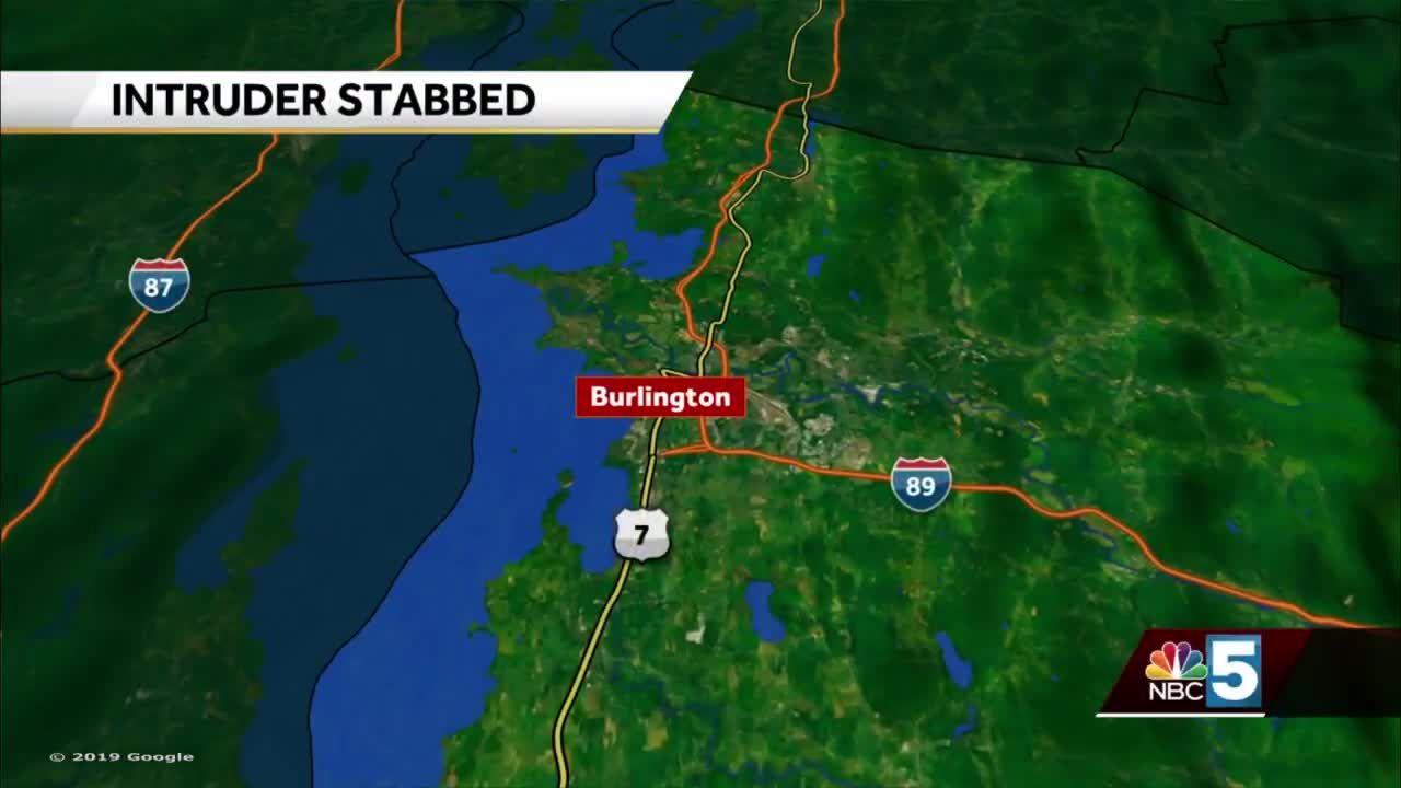 Man stabbed multiple times in Burlington