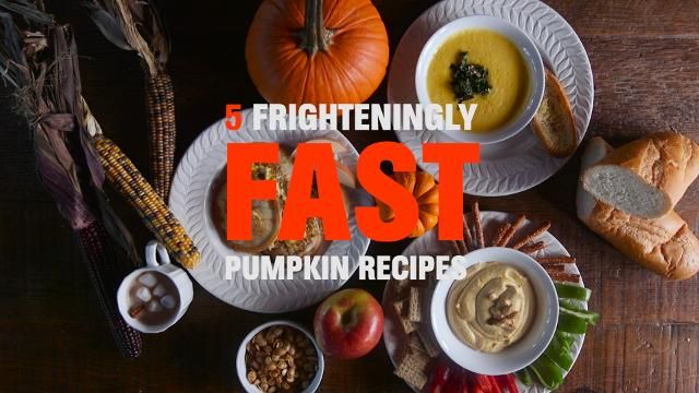 8 Crazy Delicious Things You Can Make With a Can Of Pumpkin