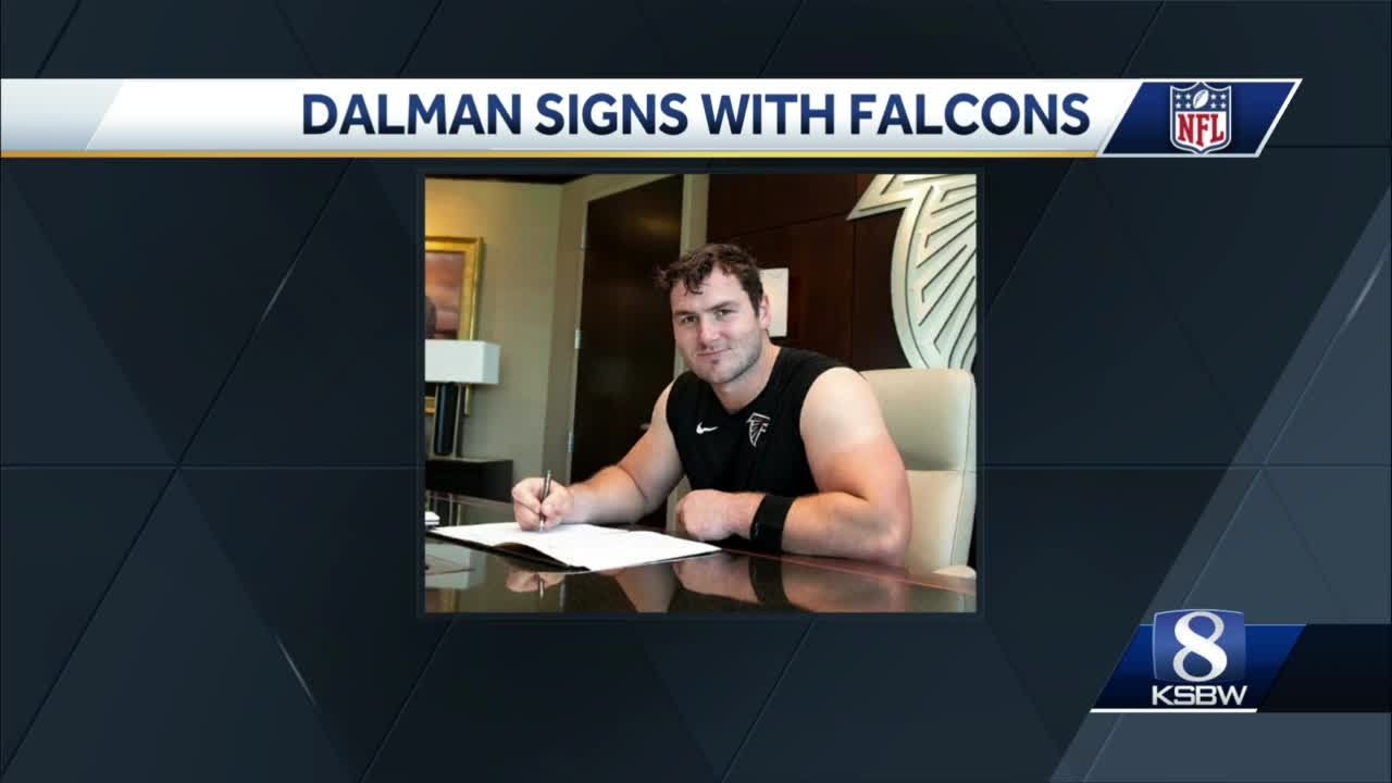 Atlanta Falcons sign Salinas football star