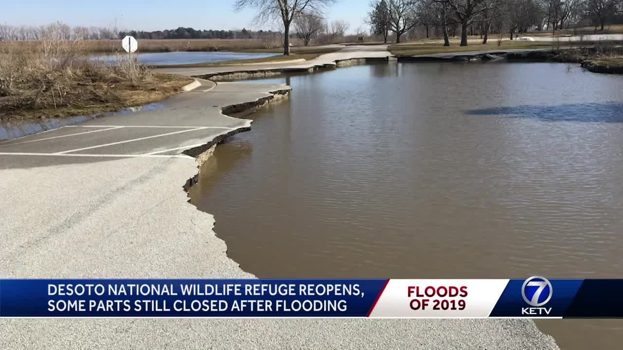Desoto National Wildlife Refuge Reopens After Historic Flooding