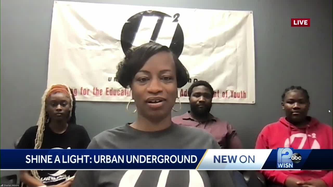 Light the Hoan: Shine a Light campaign honors Urban Underground