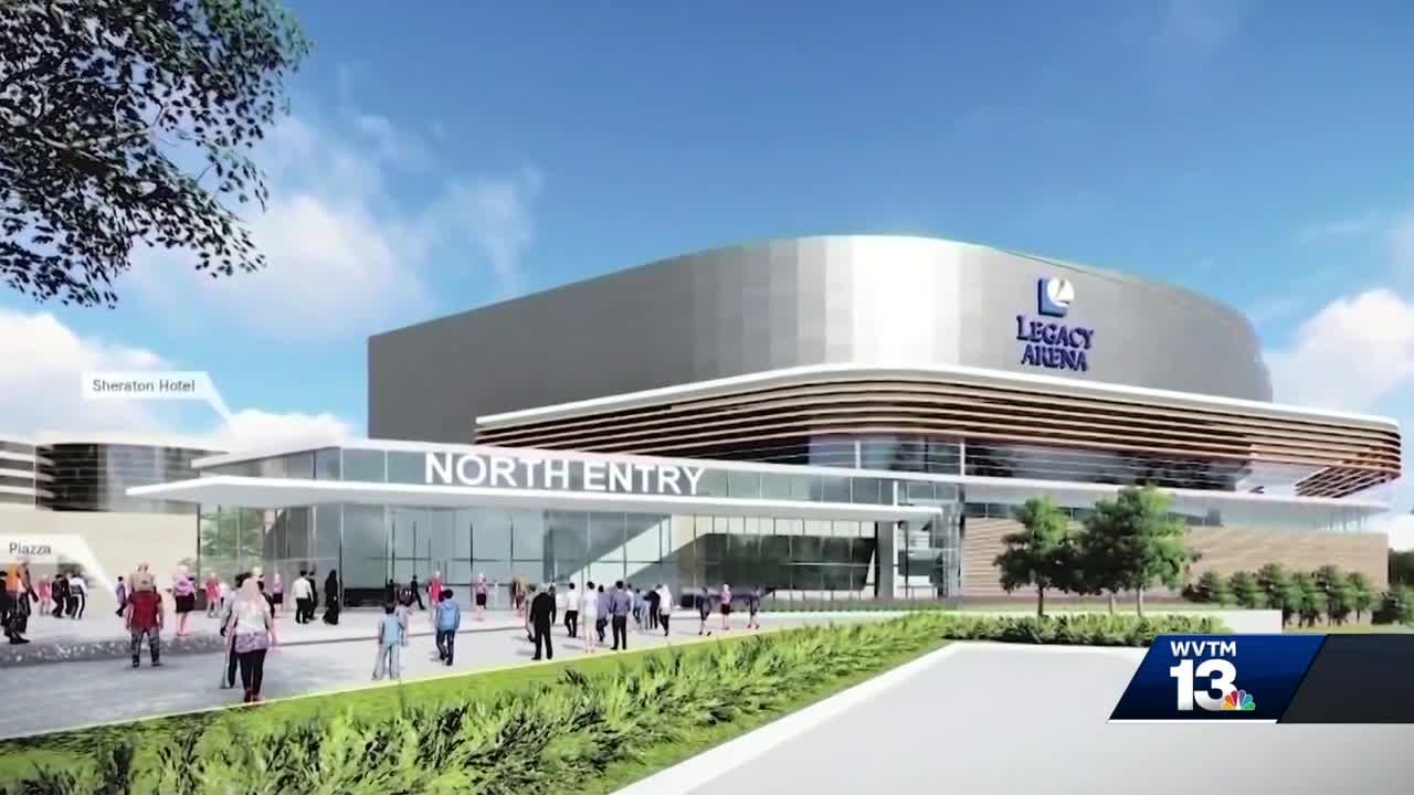 New Renderings Released For Legacy Arena Remodel