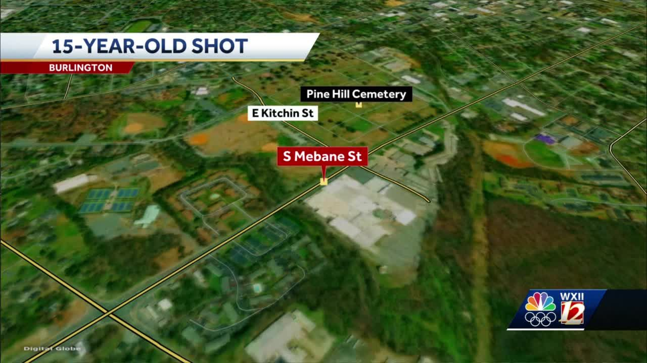 Burlington woman charged after teenager injured in 'accidental' shooting