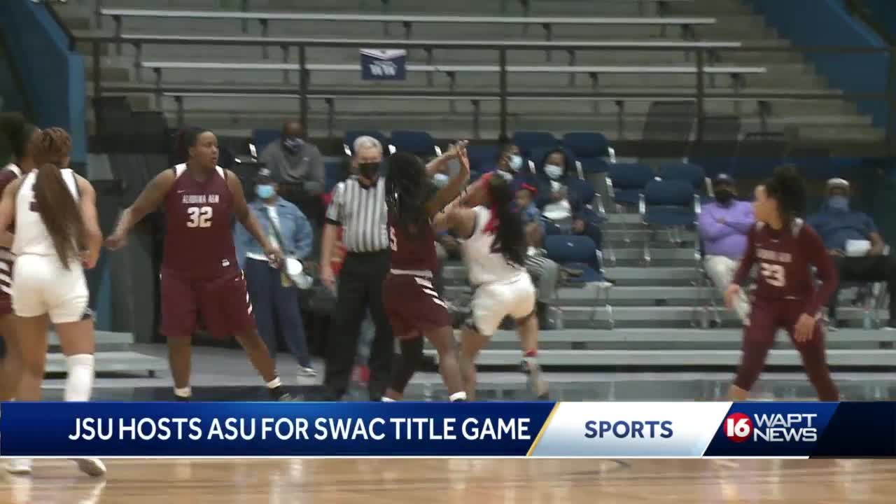 SWAC Title on the line for JSU women's team
