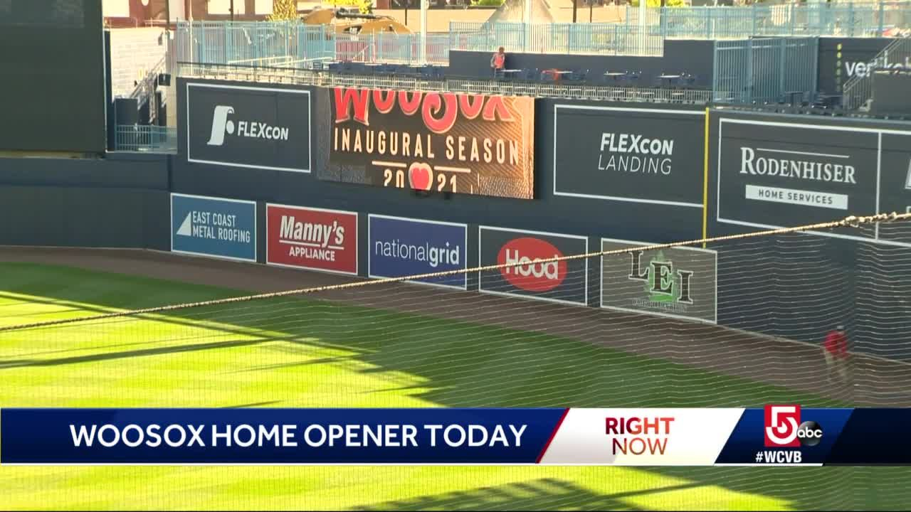 Worcester Red Sox ready for home opener