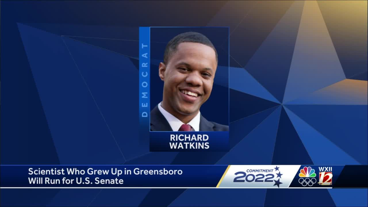 Greensboro-raised CEO announces Senate run