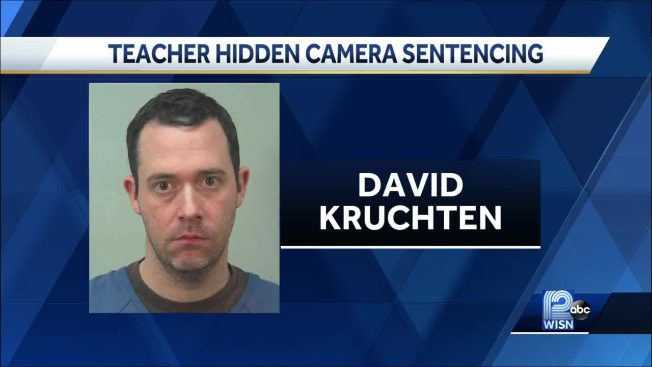 Madison teacher sentenced for secretly recording students while on school trips