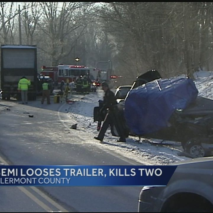 U S  50 closed for hours after fatal crash early Friday