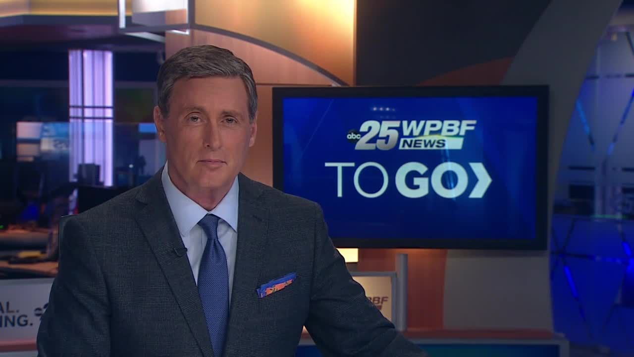 WPBF 25 News to Go- Theo has been found