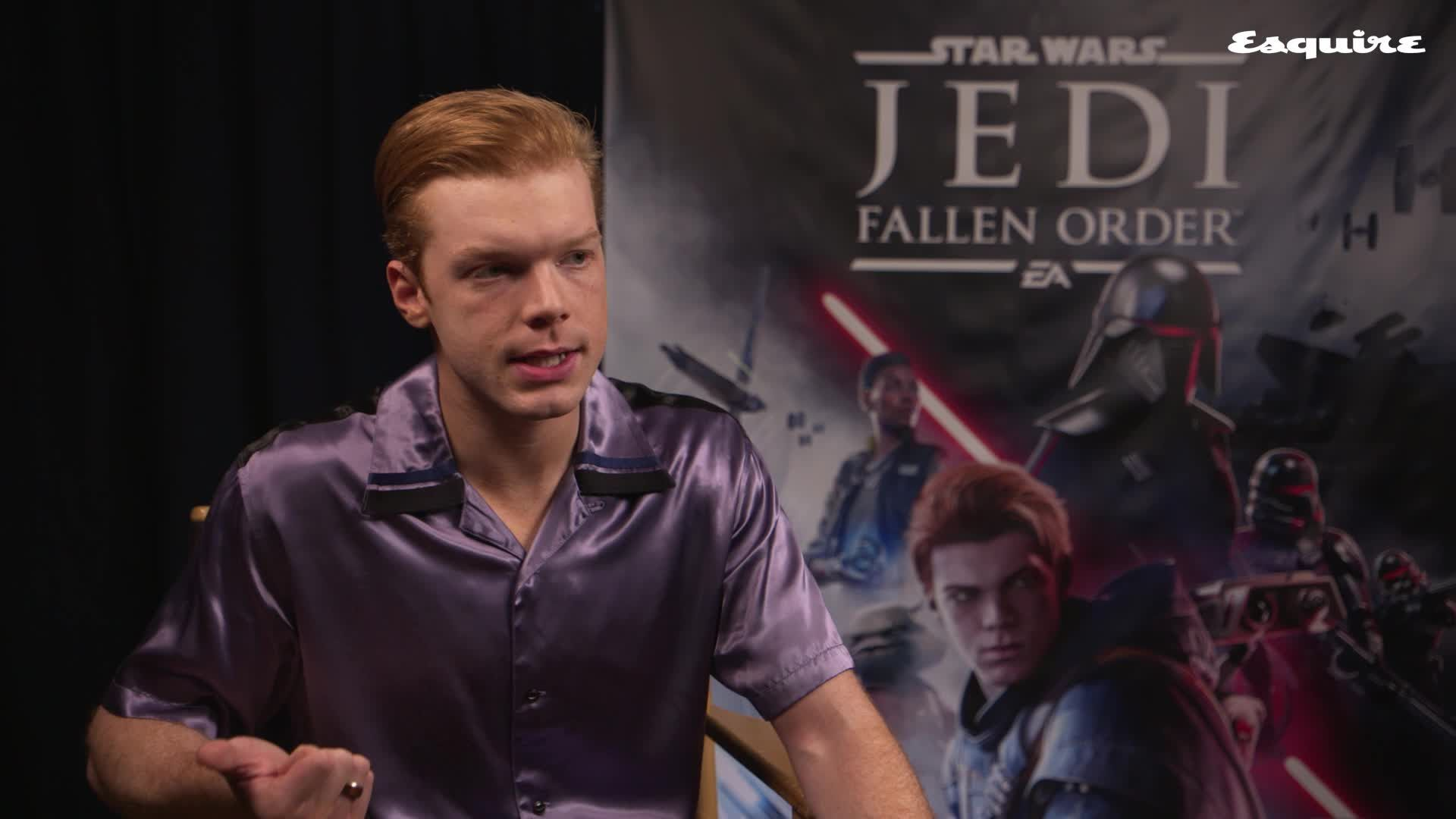 Cameron Monaghan Says Star Wars Jedi: Fallen Order Introduces a 'Unique' Hero to the Franchise