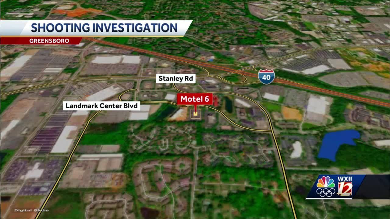 Greensboro police investigating deadly motel shooting