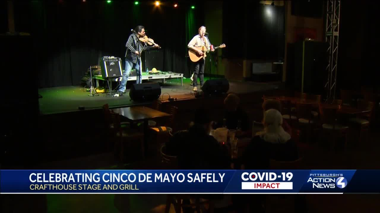 Crafthouse Stage & Grill celebrates Cinco de Mayo safely