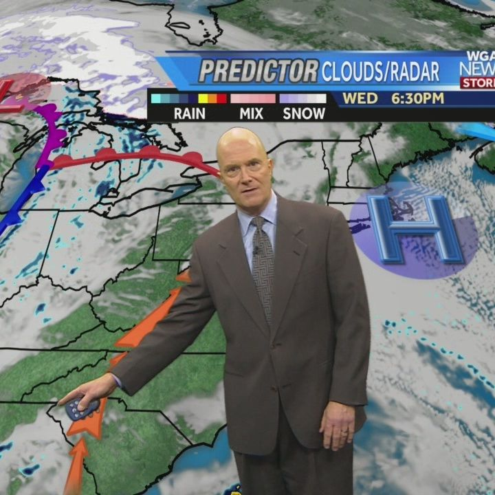 News 8 Storm Team Forecast