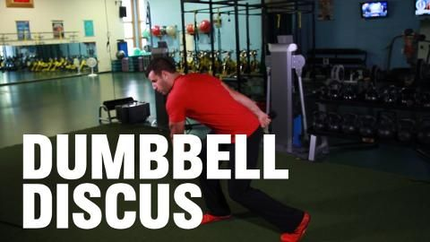 The 5-Pound Dumbbell Exercise That Absolutely Annihilates Calories