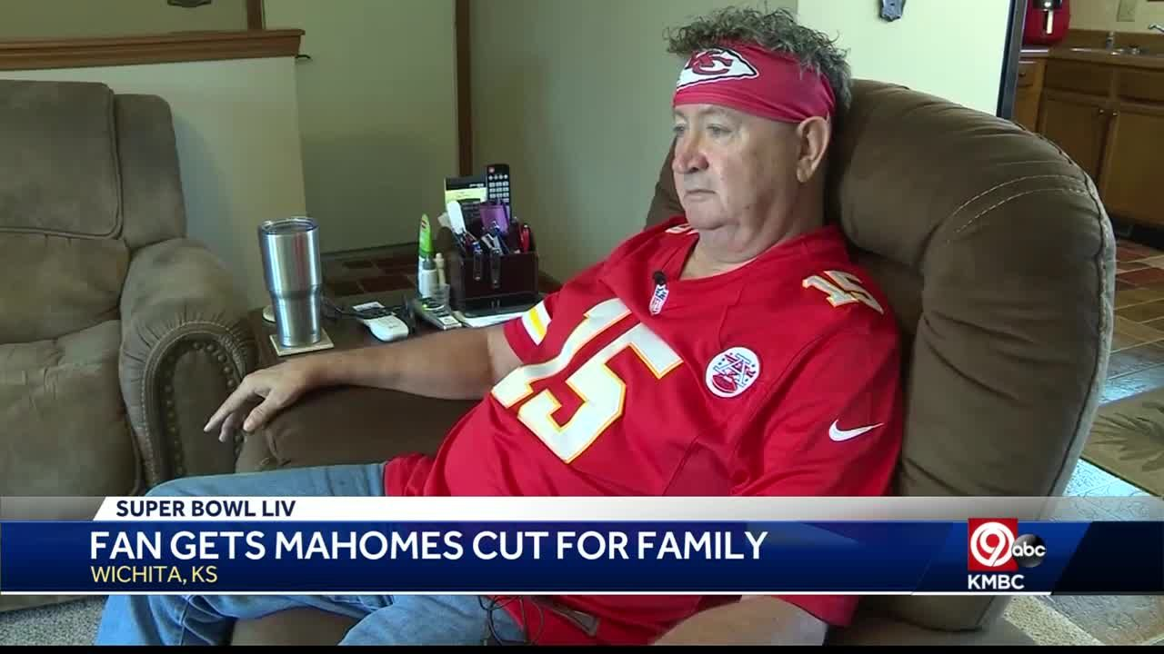 A Promise Is A Promise Man Perms Hair To Get Mahomes Do