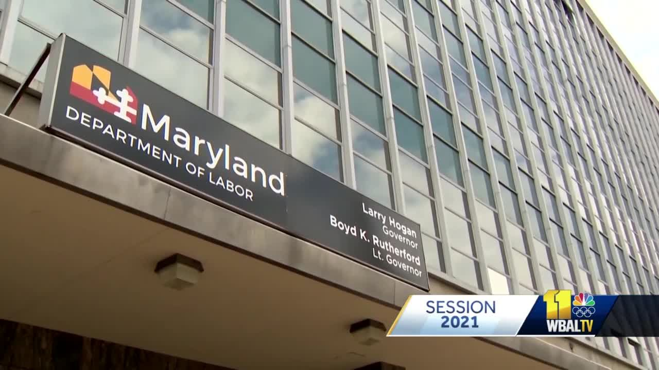 State labor department addresses Marylanders receiving unemployment overpayment notices