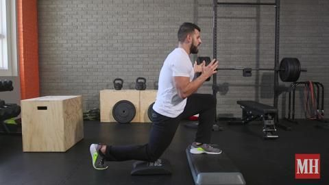 How to Overcome Sticking Points During the Lunge and Squat