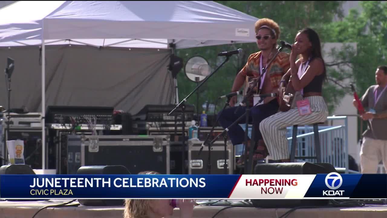 Juneteenth Celebrations Kick Off in Albuquerque