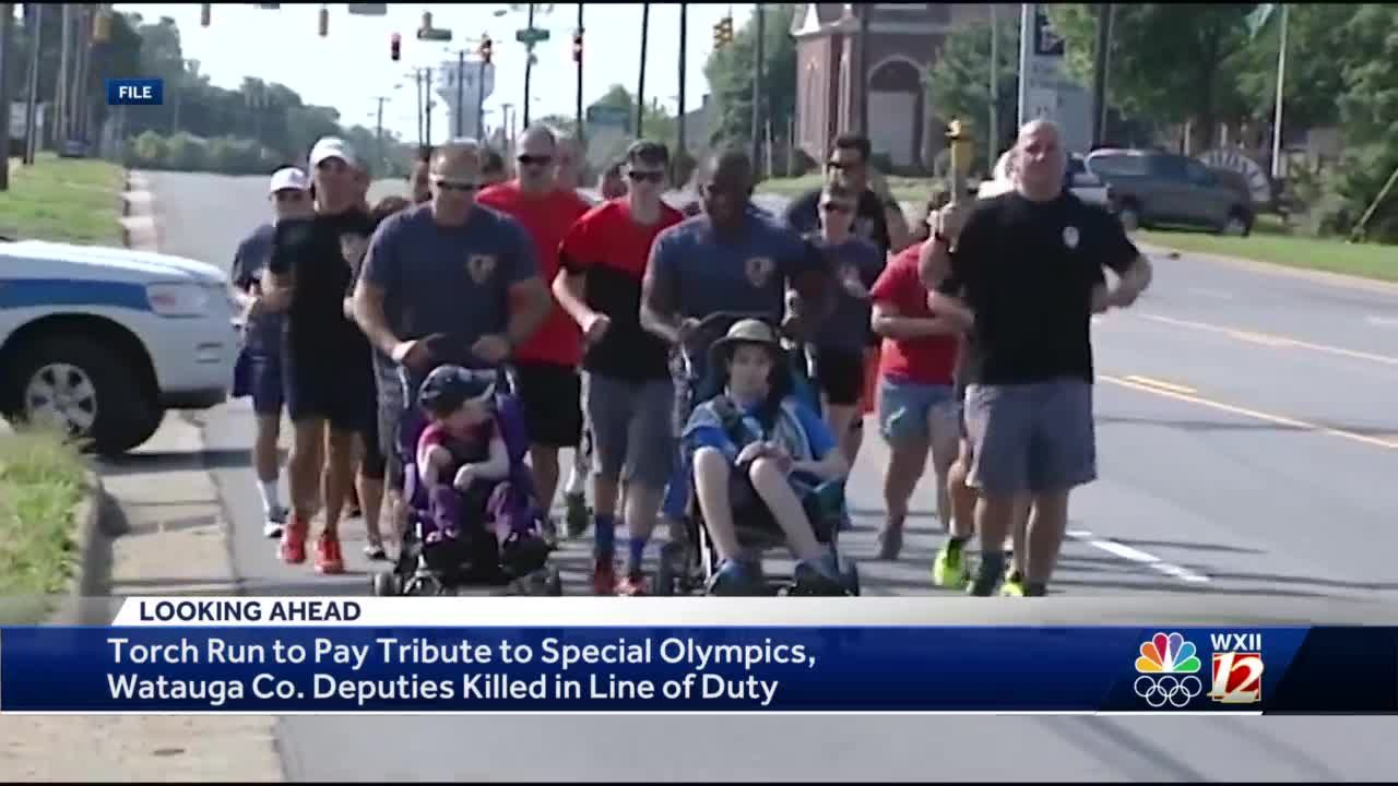 Wilkesboro Law Enforcement Torch Run