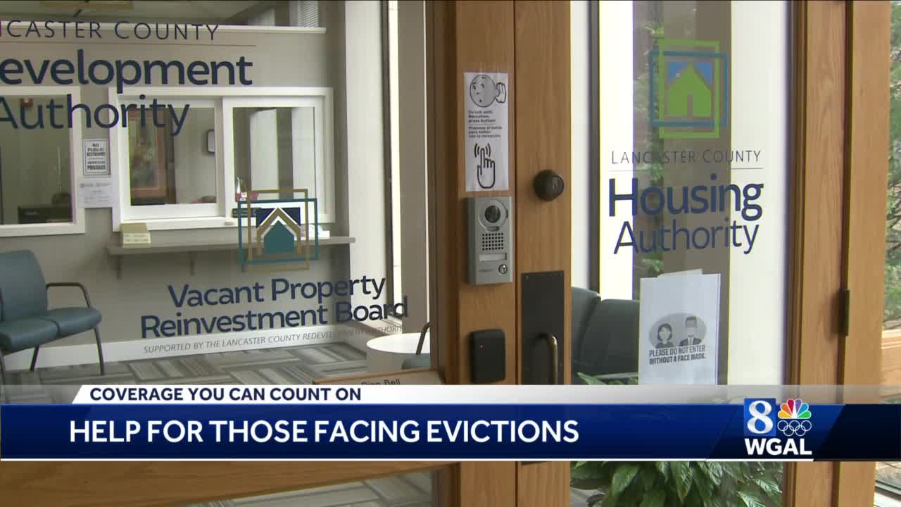 Tenants struggling to pay rent still have time to get help