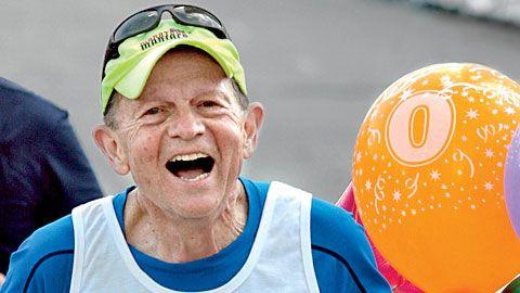 Image result for marathon maniac larry