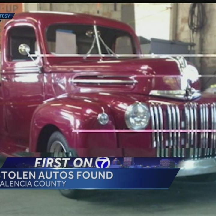 74f15701b Police: 1946 Ford pickup found unharmed at chop shop