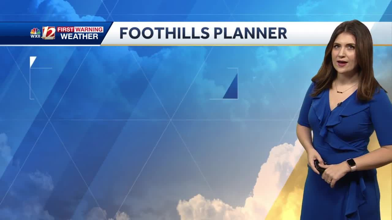 WATCH: Sunny, Cool Saturday